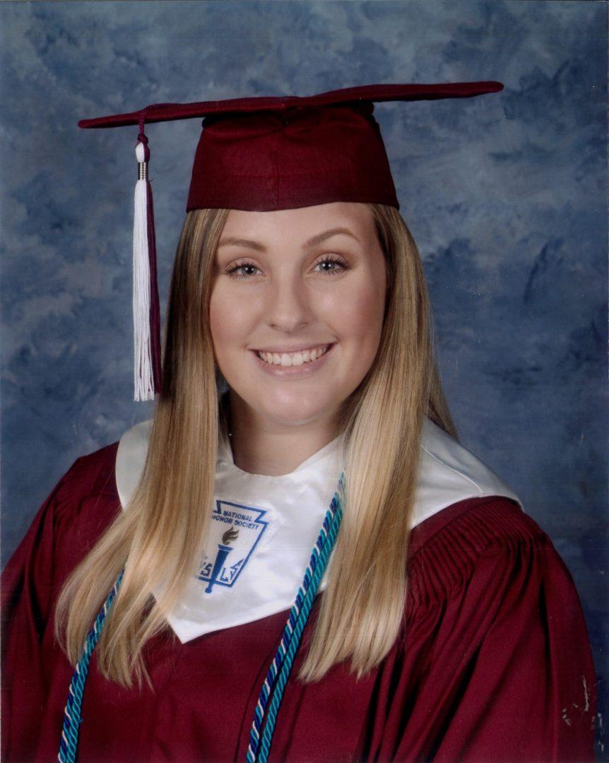 tirzah graduation